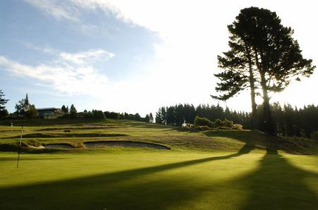 Otago Golf Club Cover Picture