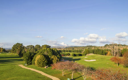 Overview of golf course named Manawatu Golf Club