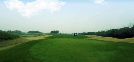 Yintao golf club cover picture