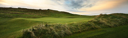 Castlerock golf club cover picture
