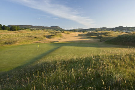 Portsalon golf club cover picture