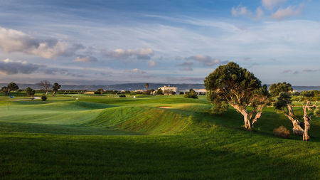 San Domenico Golf Cover Picture