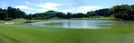 Overview of golf course named Aichi Country Club
