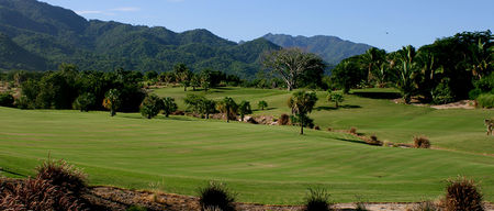 Overview of golf course named Vista Vallarta Golf Club