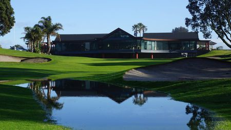 Mt Maunganui Golf Club Cover Picture