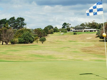 Mangawhai Golf Club Cover