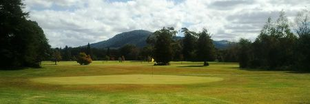 Government Gardens - Rotorua Course Cover