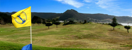 Overview of golf course named Kaitaia Golf Club