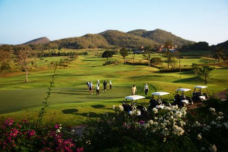 Overview of golf course named Banyan Golf Club