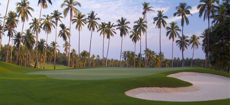 Overview of golf course named Santiburi Samui Country Club