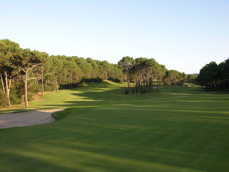 Overview of golf course named Club Del Lago Golf