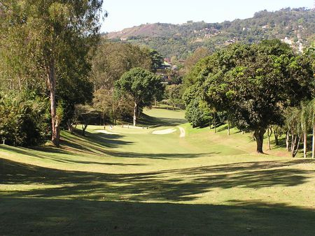 Overview of golf course named Lagunita Country Club