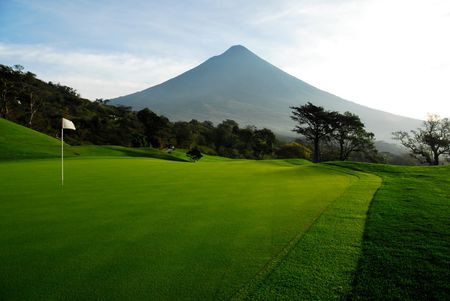 La reunion golf resort fuego maya golf course cover picture