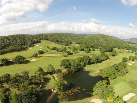 Overview of golf course named Barquisimeto Golf Club