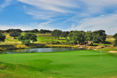 Spanish oaks golf club cover picture
