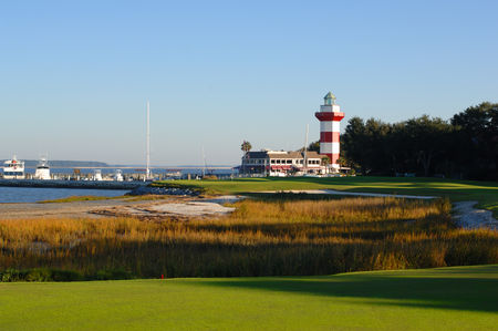 Harbour Town Golf Links at Sea Pines Resort Cover Picture