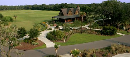 Overview of golf course named The Golf Club at Briar's Creek