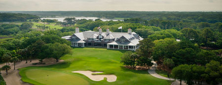 Overview of golf course named Kiawah Island Club - The River