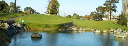 Overview of golf course named Manukau Golf Club