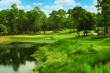 Overview of golf course named Tpc Myrtle Beach