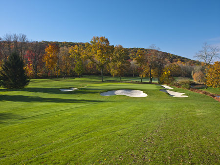 Saucon valley country club cover picture
