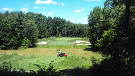 Huntsville Golf Club Cover