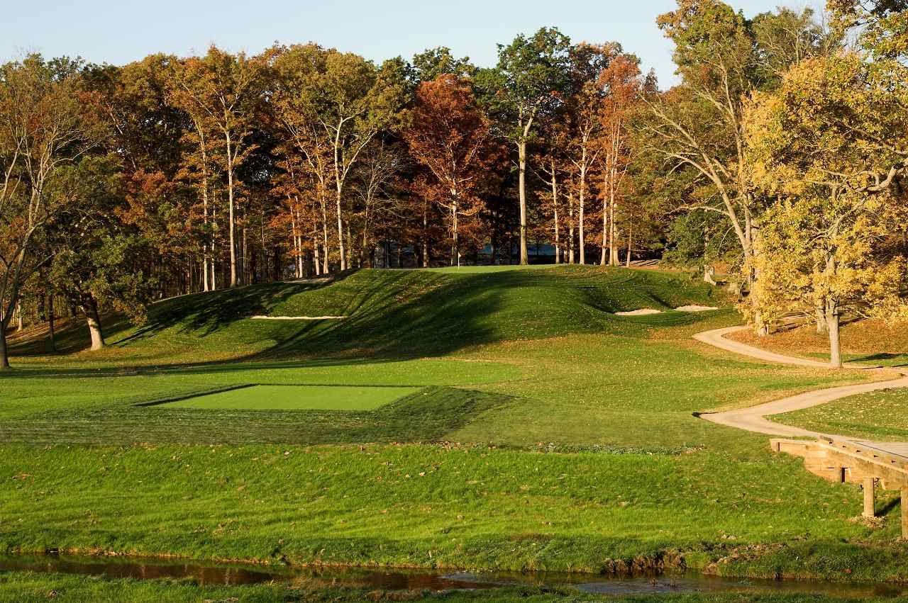 Bedford springs golf course cover picture