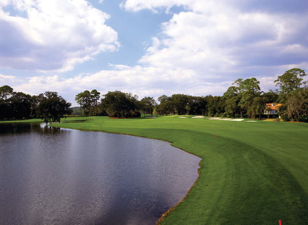 Plantation Course at Sea Island Golf Club Cover Picture