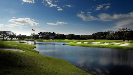Retreat Course at Sea Island Golf Club Cover Picture