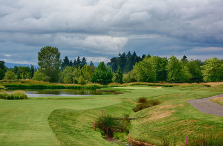 Pumpkin Ridge Golf Club Cover Picture