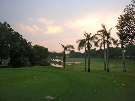 Overview of golf course named Laem Chabang International Country Club