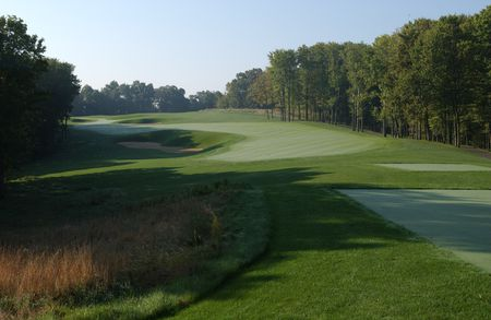 Longaberger Golf Club Cover Picture