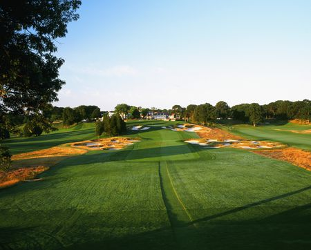 Overview of golf course named Black Course at Bethpage State Park Golf