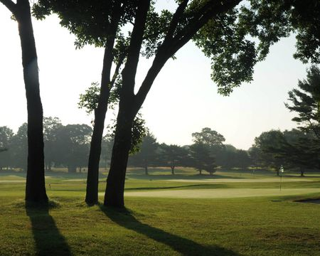 Green Course at Bethpage State Park Golf Cover Picture