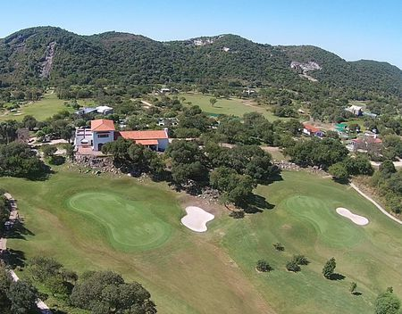 Overview of golf course named El Potrerillo de Larreta Resort and Country Club