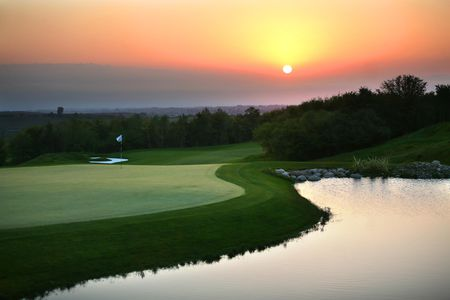 National Azerbaijan Golf Club Cover Picture