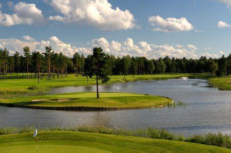 Niitvaja Golf Course Cover