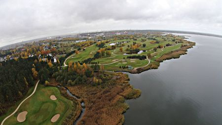 Overview of golf course named Ozo Golf Club