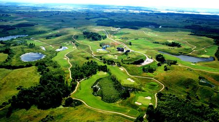 Overview of golf course named Capitals Golf Club