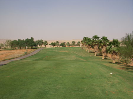 Overview of golf course named Dirab Golf and Country Club