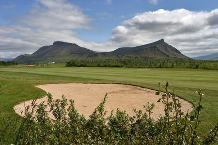 Leynir Golf Club - Akranes Course Cover Picture