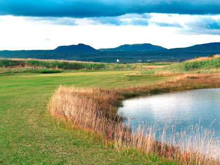 Thorlakshofn golf course cover picture