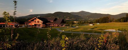 Overview of golf course named Golf and Ski Resort Ostravice