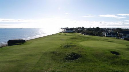 Royal Jersey Golf Club Cover Picture