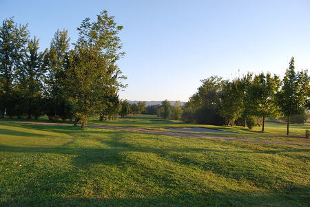Overview of golf course named Magyar Golf Club
