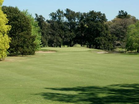 Overview of golf course named San Isidro Golf Club