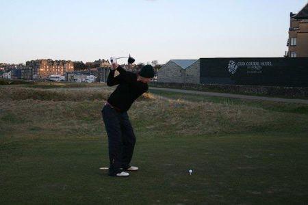 Avatar of golfer named Richard Phillips