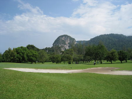 Perangsang templer golf and country club cover picture