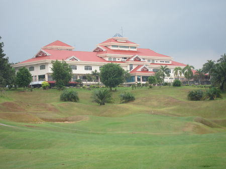 Orna golf and country club cover picture