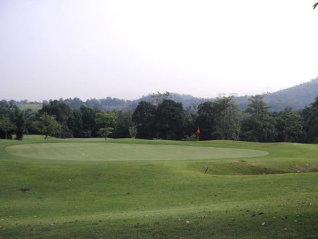 Overview of golf course named Impian Golf and Country Club
